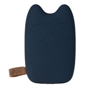 greylime power owl iphone powerbank